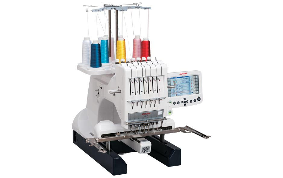 Janome Embroidery Machine MB-7 Workshop Service & Repair Manual